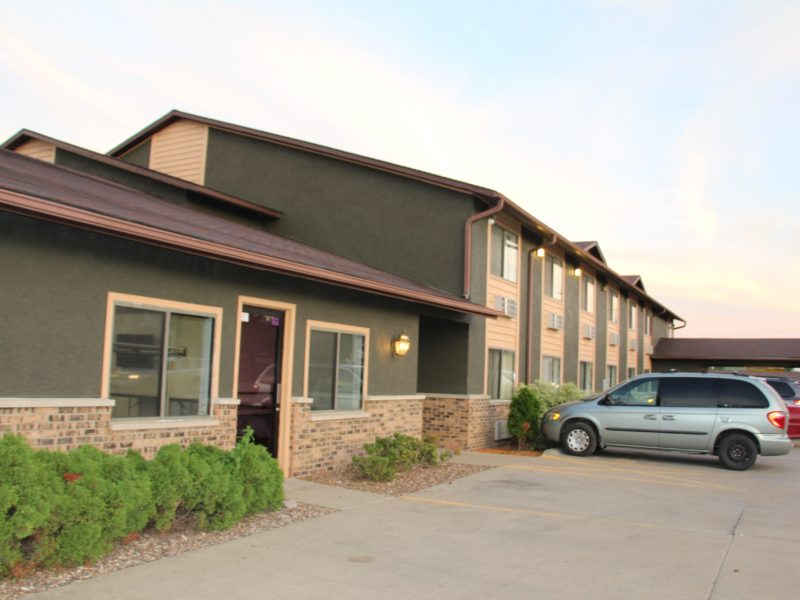 Motel 60 & villa in Centerville Iowa