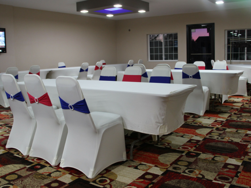 Meeting room - Conference room in Centerville iowa - Westbridge inn & suites